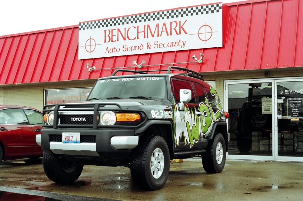 Navigation Systems Benchmark Auto Sound Springfield Il 217 953 4898